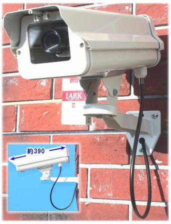 SA-50843 高級ダミーカメラ /屋外防雨仕様 SA-5100D 点滅無しタイプ