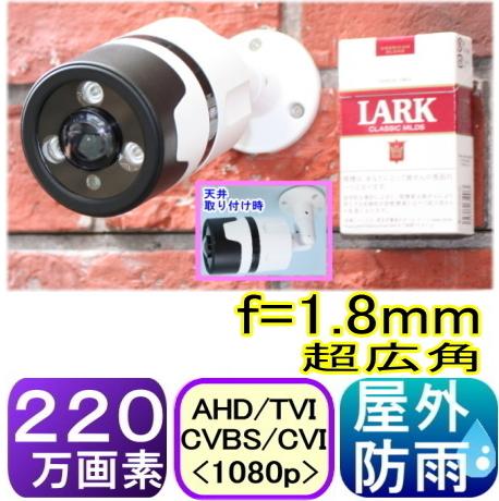 (51212)超広角防犯カメラ