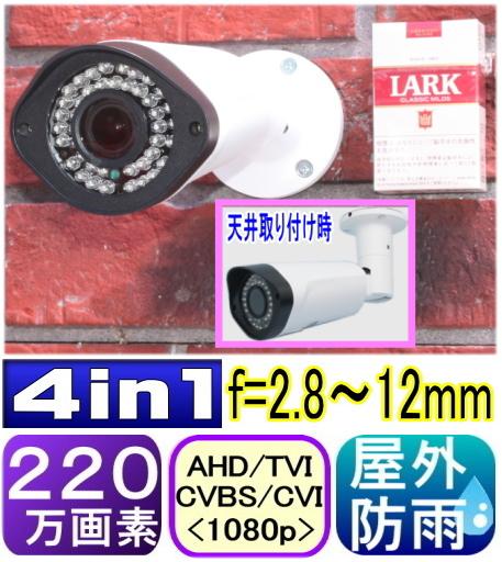 51252屋外用防犯カメラ