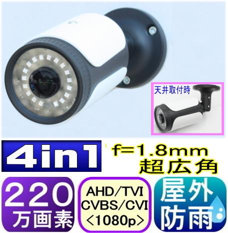 (51513)超広角防犯カメラ